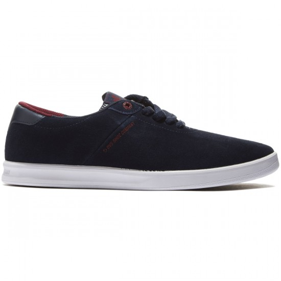 DVS Rico SC Shoes - Navy/Port/Suede - 8.0