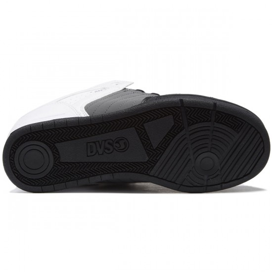 DVS Celsius Shoes - Grey/Black/White Deegan - 8.0
