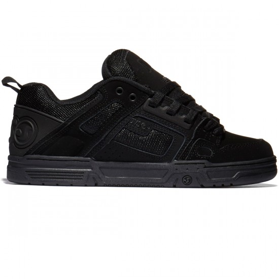 DVS Comanche Shoes - Black Diamond - 10.0