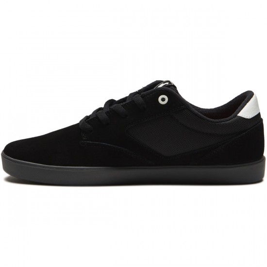 DVS Pressure SC Plus Shoes - Black Suede