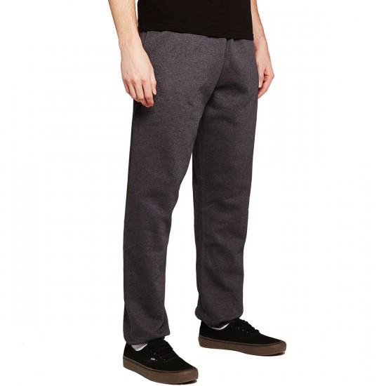 Champion Reverse Weave Sweat Pants - Granite Heather - LG