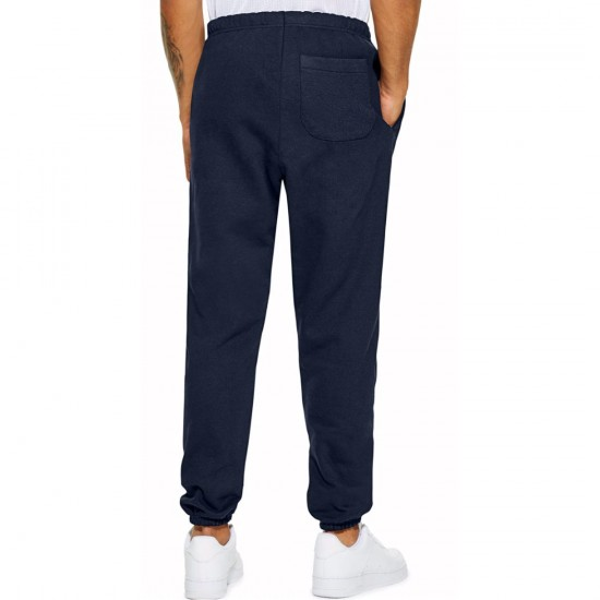 Champion Reverse Weave Sweat Pants - Navy - LG