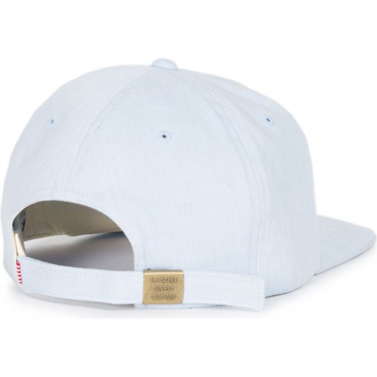 Herschel Albert Hat - Denim Light Bleach