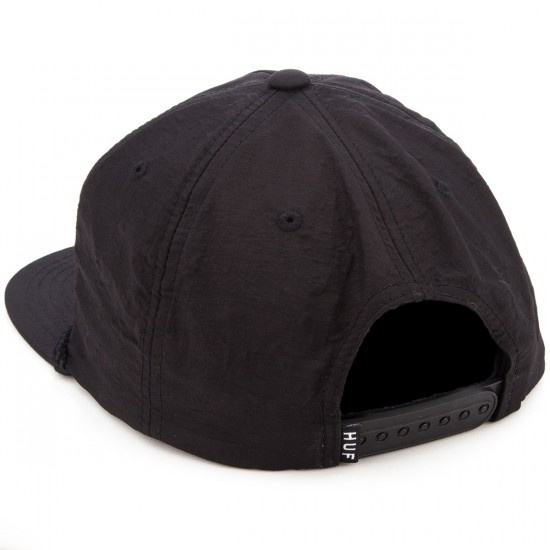 HUF X Thrasher Collab Logo Hat - Black