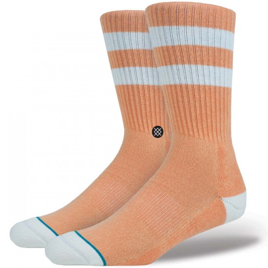 Stance Salty Socks - Orange