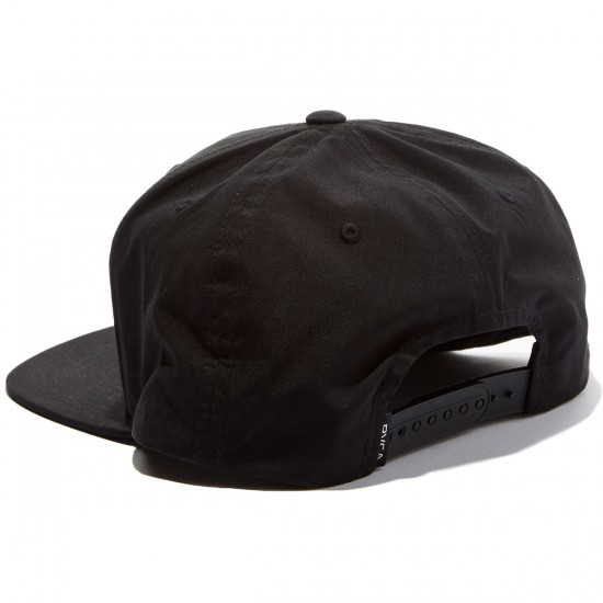 RVCA Big Block Hat - Black