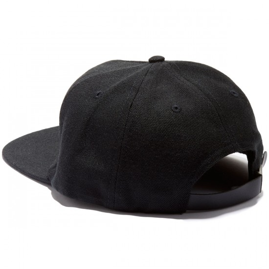 RVCA Feelers Hat - Black