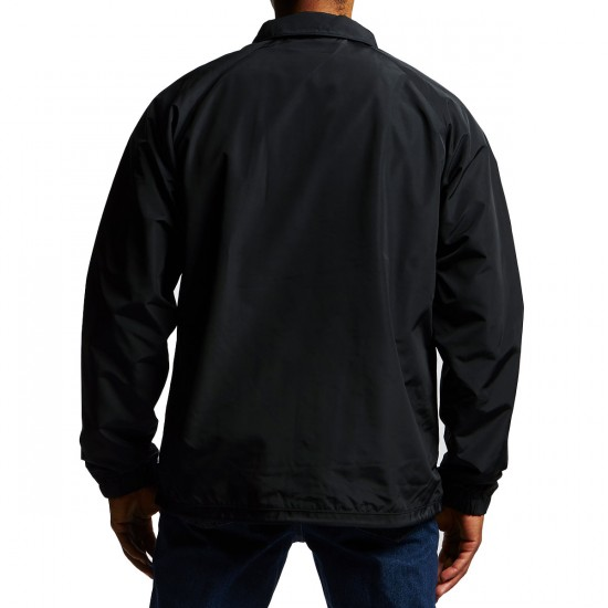 RVCA VA All The Way Coach Jacket - Black