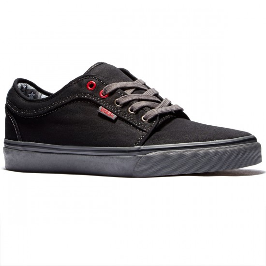 Vans X Nintendo Chukka Low Shoes - Nintendo Check/Black/White - 8.0