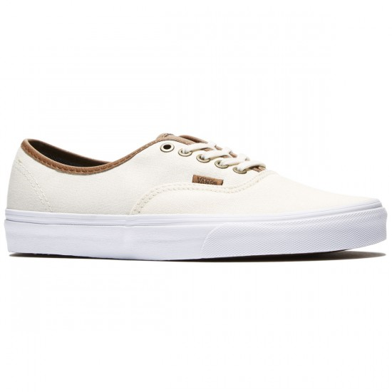 Vans Original Authentic Shoes - Classic White/True White - 8.0