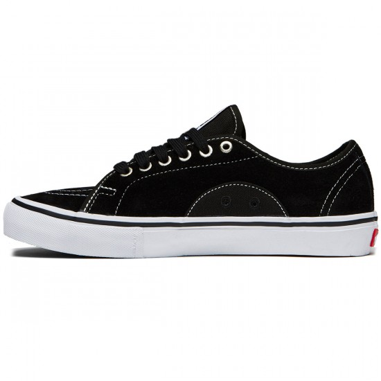 Vans AV Classic Pro Shoes - Black/White - 13.0