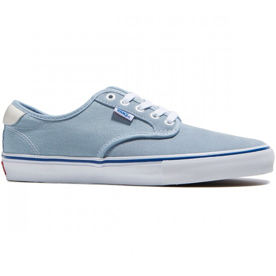 Vans Chima Ferguson Pro Shoes - Blue Fog/White - 8.0