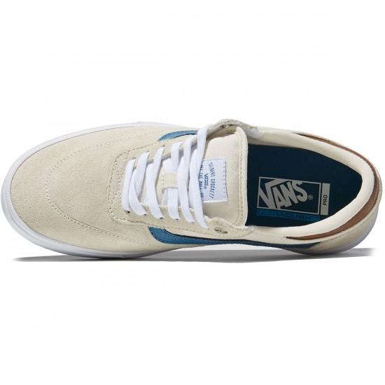 Vans Gilbert Crockett Pro 2 Shoes - Antique White - 8.0
