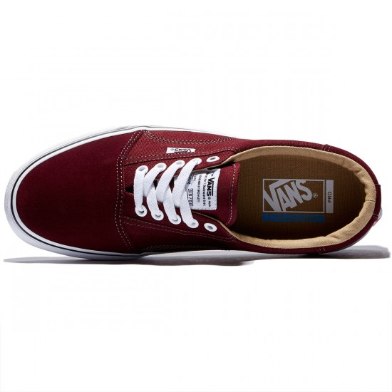 Vans Rowley Solos Shoes - Port Royal/White - 8.0