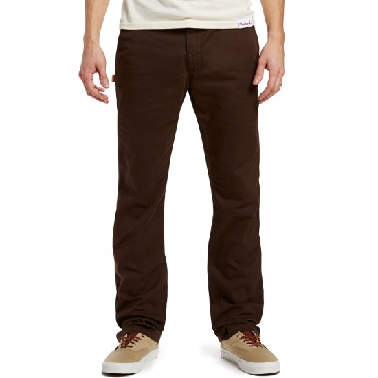 Vans Rowley Chino II Pants - Demitasse - 30 - 32