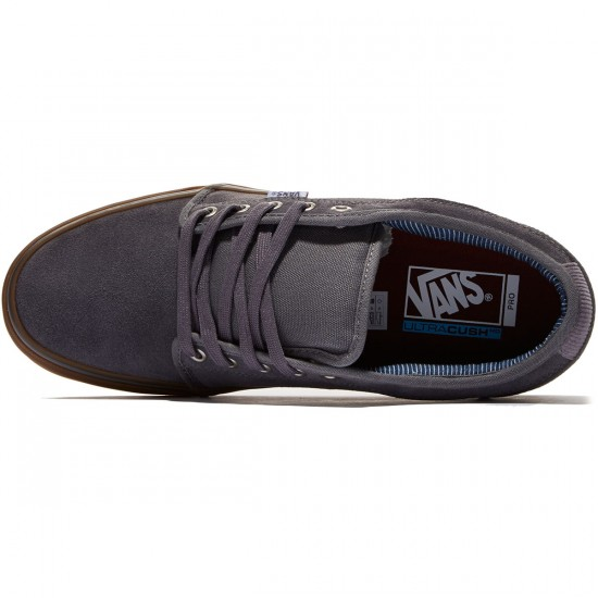 Vans Chukka Low Shoes - Tornado/Gum - 8.0