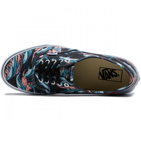 Vans Original Authentic Shoes - Dolphins/Black - 8.0