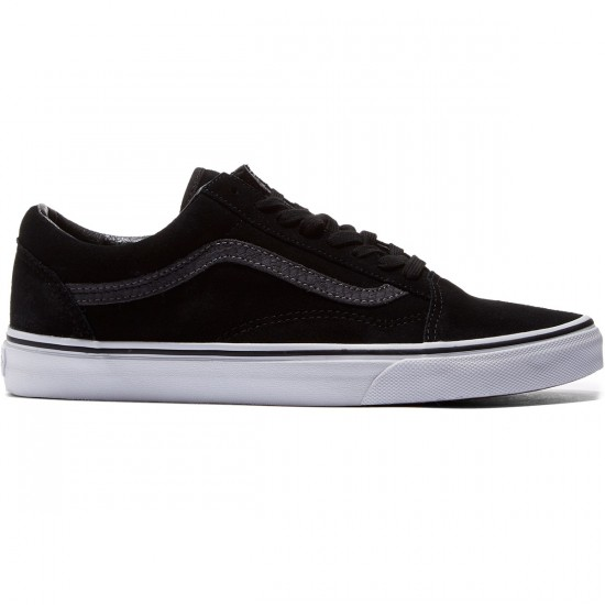 Vans Old Skool Shoes - Black/Reptile Tornado - 8.0