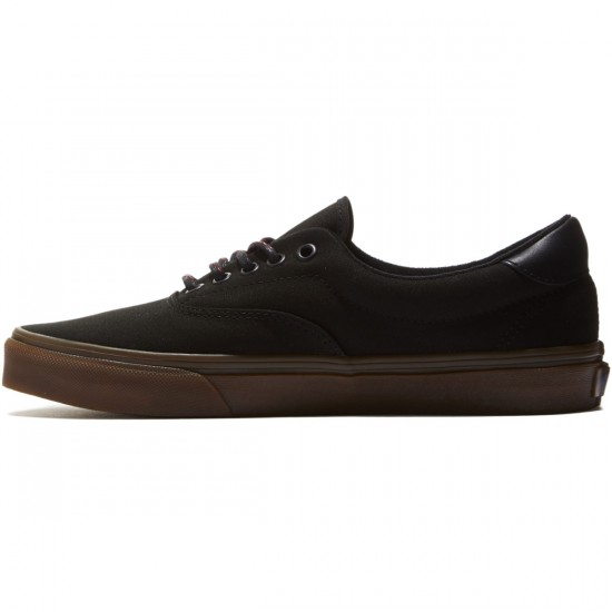 Vans Era 59 Shoes - Black/Gum - 8.0
