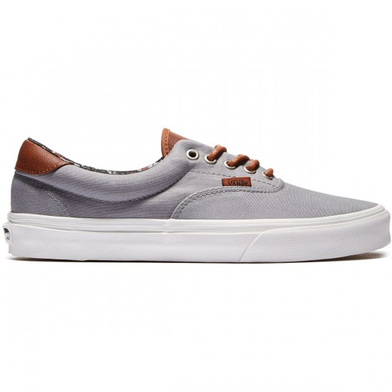Vans Era 59 Shoes - Samurai Warrior/Frost Grey - 8.0
