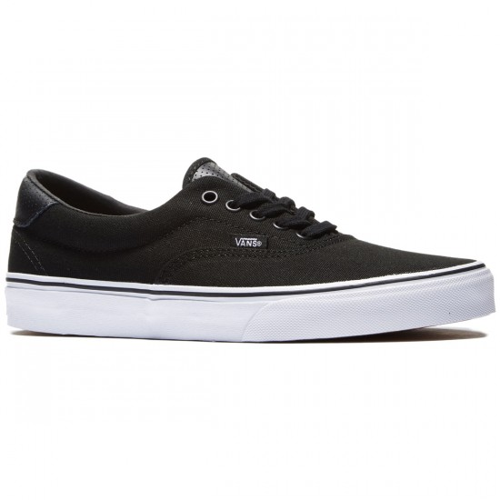 Vans Era 59 Shoes - Black/True White - 8.0