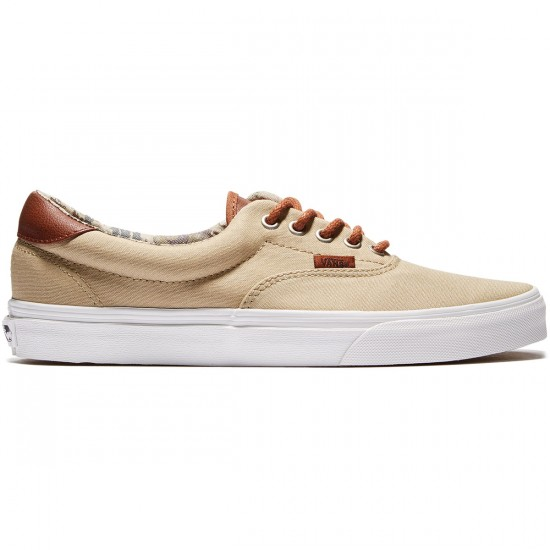Vans Era 59 Shoes - Desert Cowboy/Khaki - 8.0