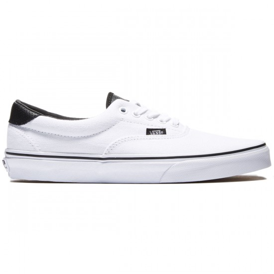 Vans Era 59 Shoes - True White/Black - 8.0