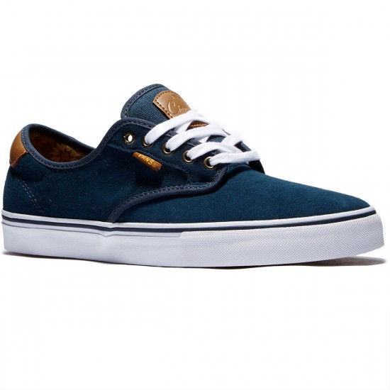 Vans Chima Ferguson Pro Shoes - Midnight/Navy/White - 8.0