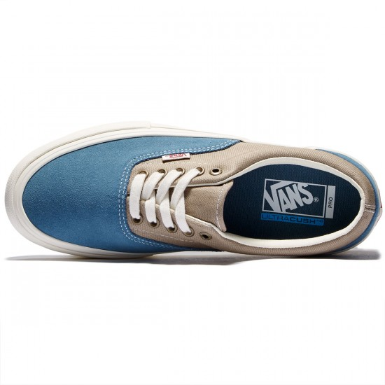 Vans Era Pro Shoes - Blue Mirage/Desert Taupe - 8.0
