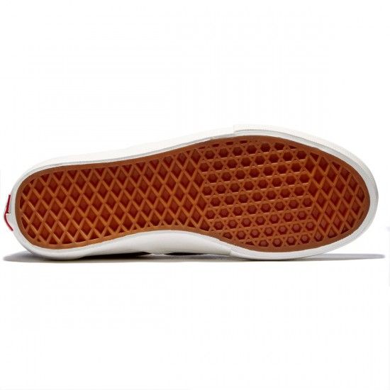 Vans Slip-On Pro Shoes - Black/Bronze - 8.0