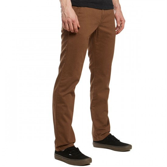 Vans Authentic Chino Pants - Rain Drum - 30 - 32