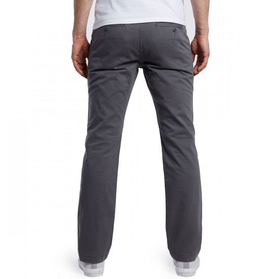 Vans Authentic Chino Pants - Gravel - 30 - 32