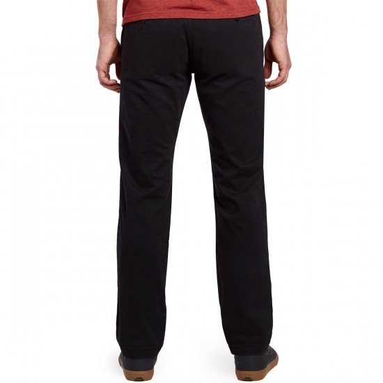 Vans Authentic Chino Pants - Black