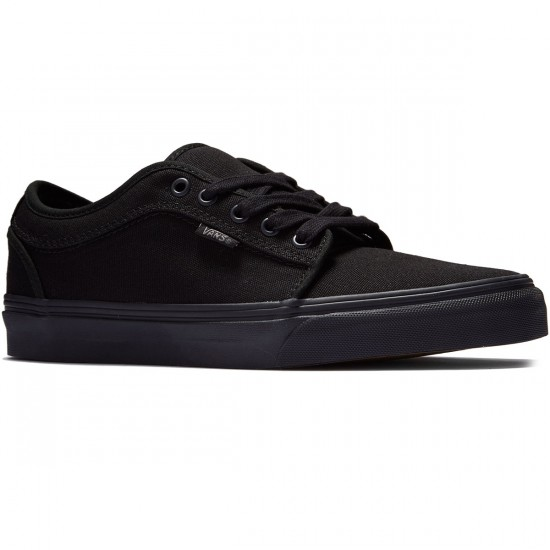 Vans Chukka Low Shoes - Blackout - 8.0