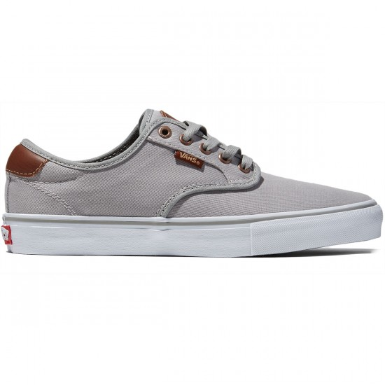 Vans Chima Ferguson Pro Shoes - Brushed Twill Grey - 8.0