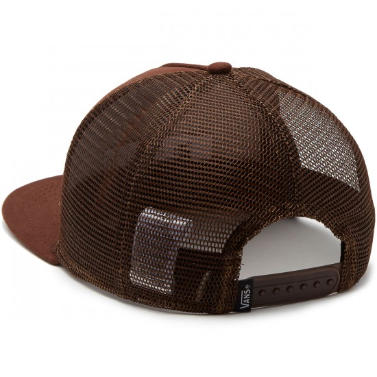 Vans Mays Trucker Hat - Rain Drum