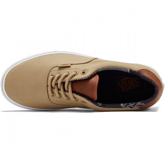 Vans Era 59 Shoes - Khaki/Material - 8.0