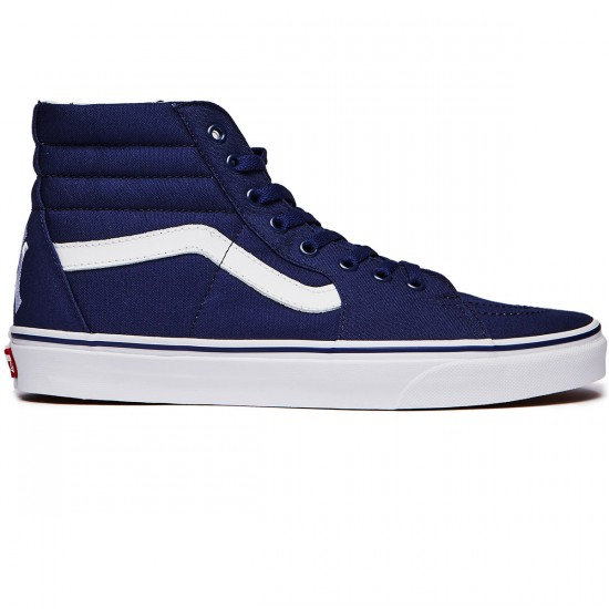 Vans Sk8-Hi Shoes - New York/Yankees/Navy - 8.0