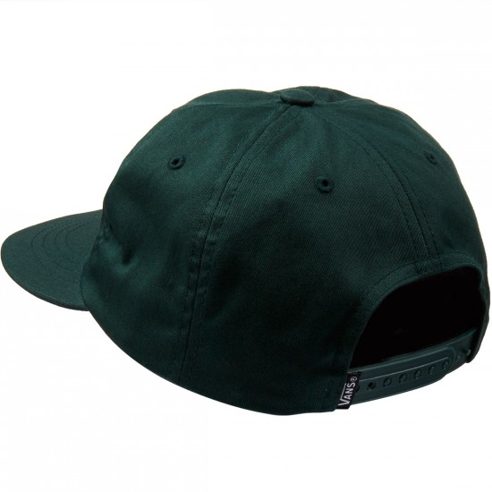 Vans Hamet Unstructured Hat - Green Gables