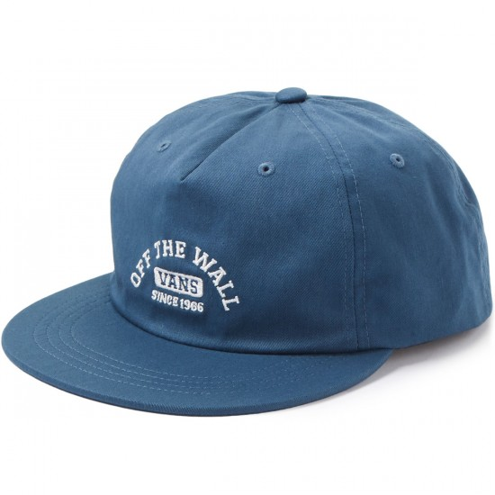Vans Hamet Unstructured Hat - Blue Mirage
