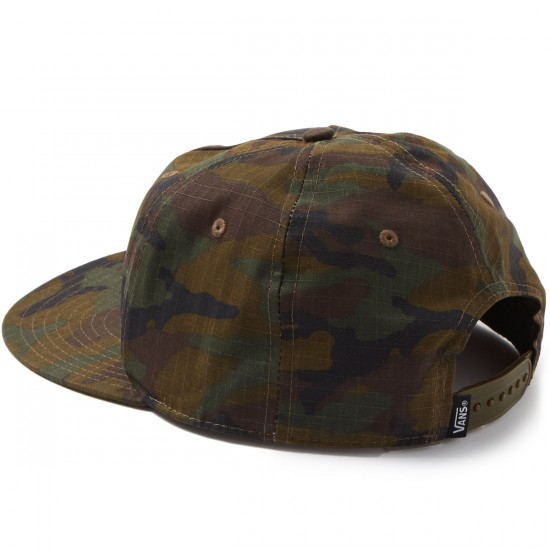 Vans Helms Unstructured Hat - Classic Camo