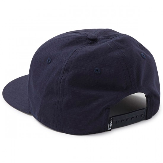 Vans Helms Unstructured Hat - Dress Blues
