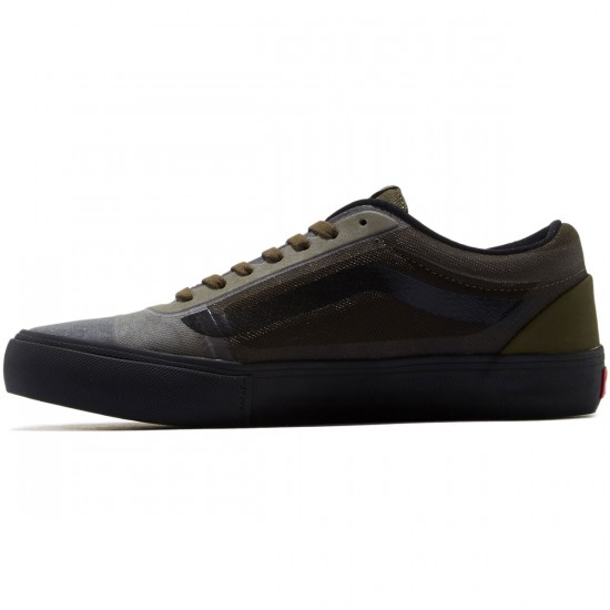 Vans AV RapidWeld Pro Lite Shoes - Ivy Green/Black - 8.0