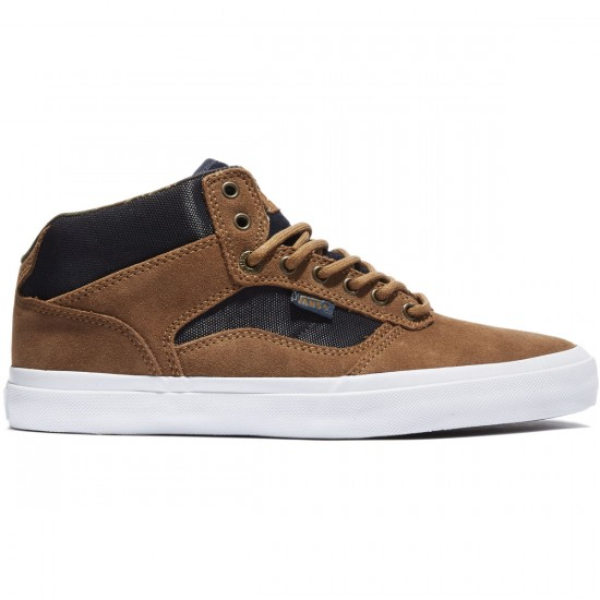 Vans Bedford Shoes - Toasted/White - 8.0