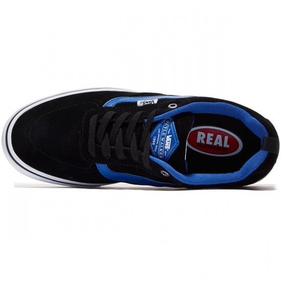 Vans Kyle Walker Pro Shoes - Black/True Blue - 8.0