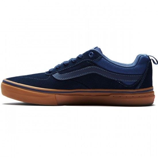 Vans Kyle Walker Pro Shoes - Dress Blues/Gum - 8.0