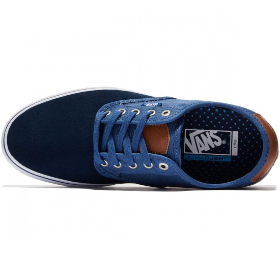 Vans Chima Ferguson Pro Shoes - Dress Blues/Ensign Blues - 8.0