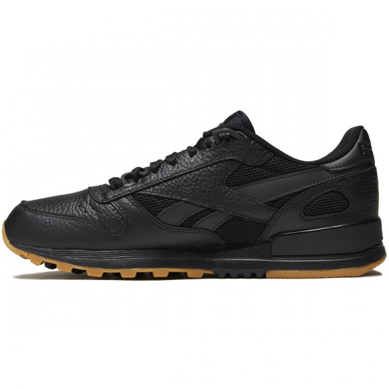 Reebok Classic Leather 2.0 Shoes - Black/White/Gum