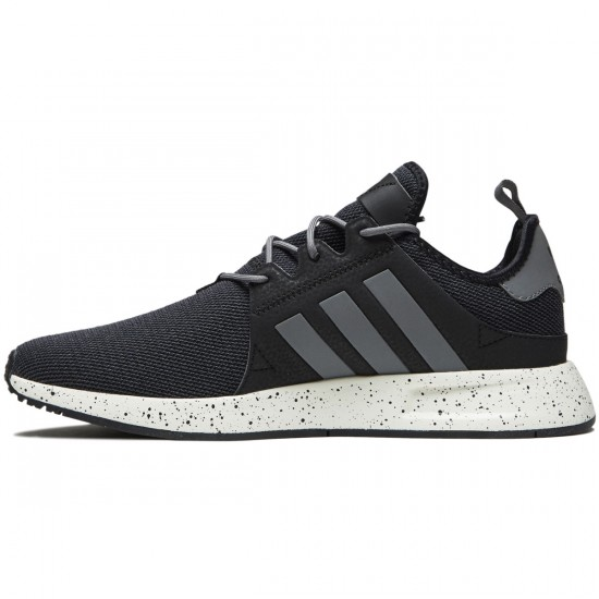 Adidas X PLR Shoes - Black/Grey/Black - 10.0