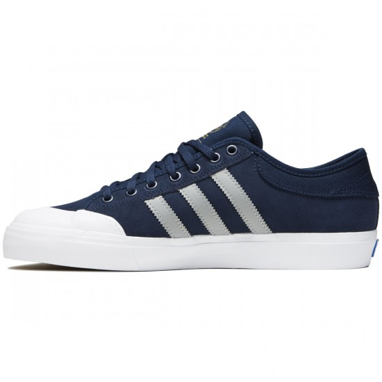 Adidas Matchcourt Shoes - Collegiate Navy/Solid Grey/Gum - 8.0
